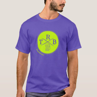 T-shirt do AA do logotipo do RRC Camiseta