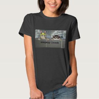 T-shirt do almoço da Empresa de Mulheres - Arg &