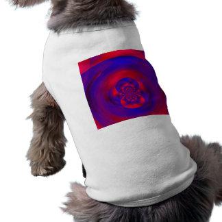 T-shirt do animal de estimação de SimplyTonjia Cas Roupas Para Pet