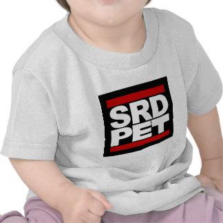 T-shirt do ANIMAL DE ESTIMAÇÃO de SRD criança