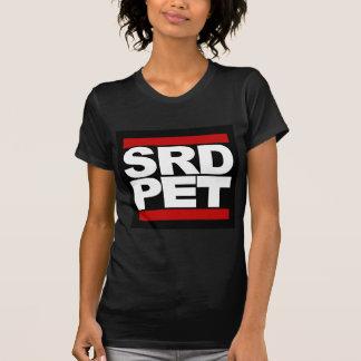 T-shirt do ANIMAL DE ESTIMAÇÃO de SRD (senhoras