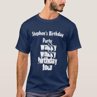 T-shirt do aniversário de SMK que vem logo o 31 de