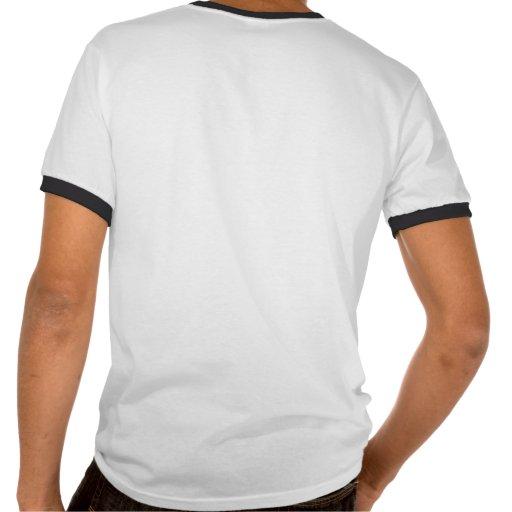 T-shirt do baterista