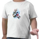 T-shirt do Bluebird do vintage