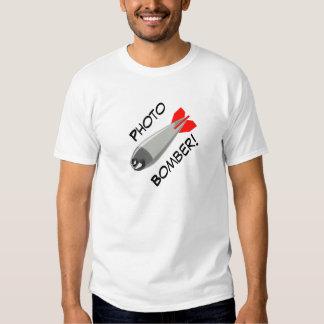 T-shirt do bombardeiro da foto!