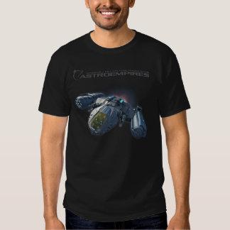 T-shirt do bombardeiro do íon
