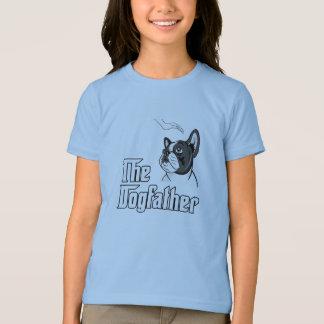 T-shirt do buldogue francês camiseta