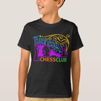 T-shirt do carnaval do clube de xadrez de camiseta