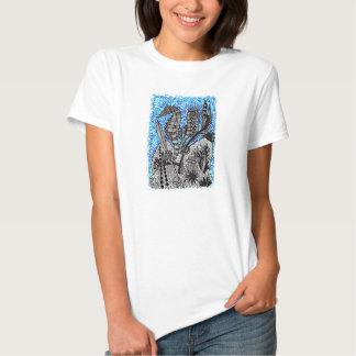 T-shirt do cavalo marinho