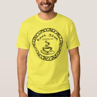T-shirt do Co do café de Kava Java