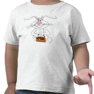T-shirt do coelhinho da Páscoa