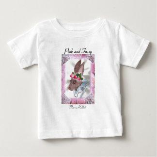 T-shirt do coelho de Marcia Camiseta Para Bebê