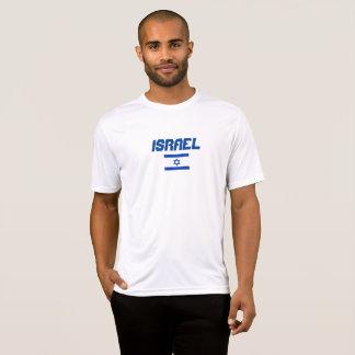 T-shirt do concorrente do Esporte-Tek da bandeira Camiseta