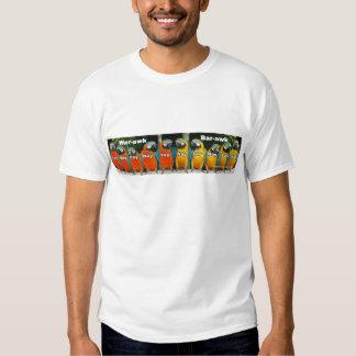 T-shirt do congresso do papagaio