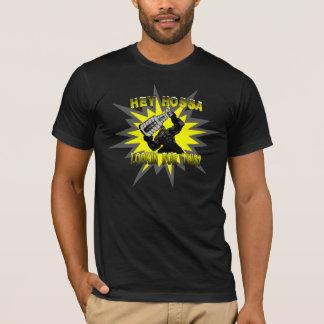 T-shirt do copo do hóquei de Hossa Camiseta