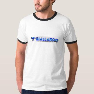 T-shirt do costume do Wallaroo Camiseta