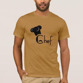 T-shirt do COZINHEIRO CHEFE Camiseta