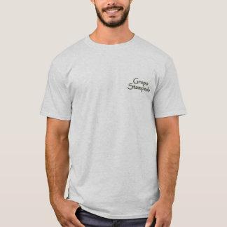 T-shirt do debandada de Grupo Camiseta