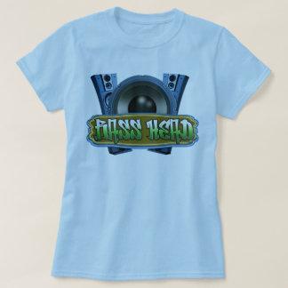 T-shirt do desgaste da rua da música de Hip Hop do Camiseta