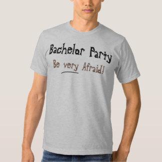T-shirt do despedida de solteiro