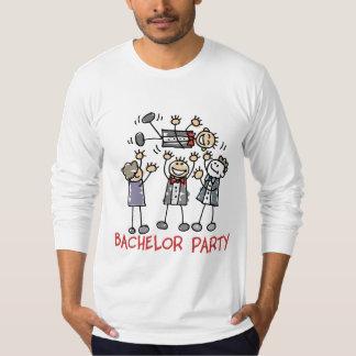 T-shirt do despedida de solteiro camiseta