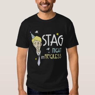 T-shirt do despedida de solteiro do veado