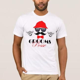 T-shirt do despedida de solteiro - legião dos camiseta