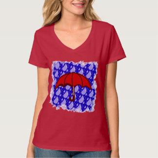 T-shirt do dia chuvoso