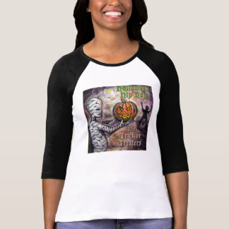 T-shirt do Dia das Bruxas Hip Hop