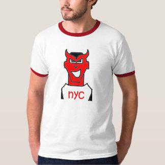 T-shirt do diabo da cozinha dos infernos