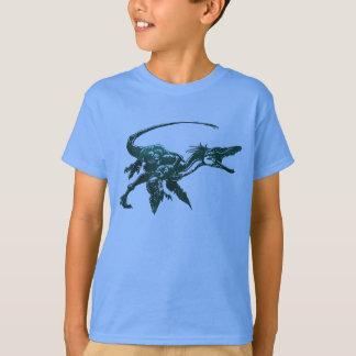 T-shirt do dinossauro de Deinonychus Camiseta