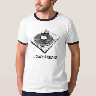 T-shirt do DJ Cipster Camiseta
