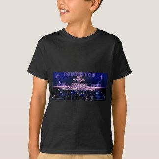T-shirt do DJ TCBettyB Camiseta