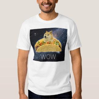 T-shirt do DOGE do wow