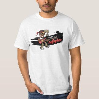 T-shirt do estilo do funk camiseta