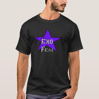 T-shirt do Exo-Medo Camiseta