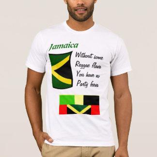 T-shirt do festival de Jamaica Camiseta