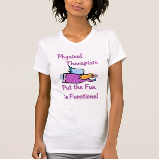 T-shirt do fisioterapeuta