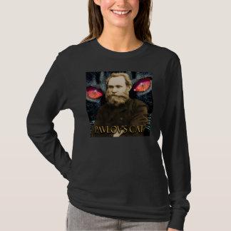 T-shirt do gato de Pavlov Camiseta