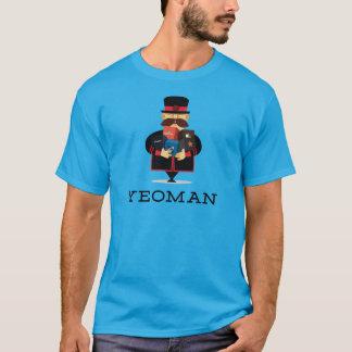 T-shirt do gerador do Yeoman Camiseta