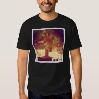 T-shirt do girafa de Instagram