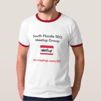 T-shirt do grupo do oficial SF SEO Meetup Camiseta