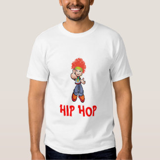 t-shirt do hip-hop