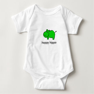 T-shirt do hipopótamo