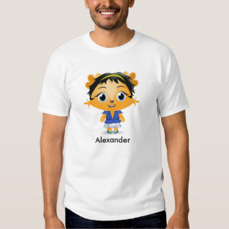 T-shirt do homem de cidade do animal de estimação