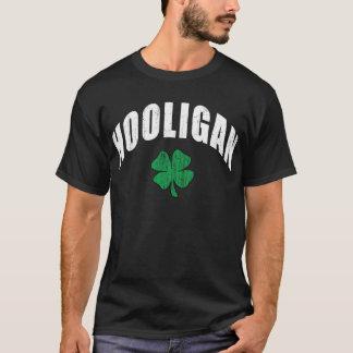T-shirt do hooligan camiseta