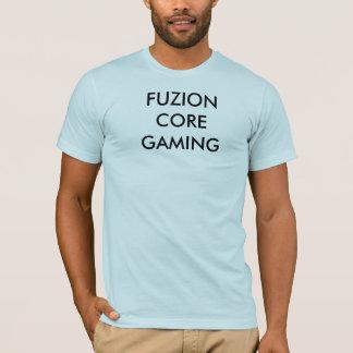 T-shirt do jogo do núcleo de Fuzion Camiseta