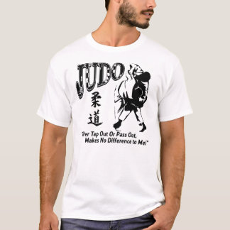 t-shirt do judo camiseta