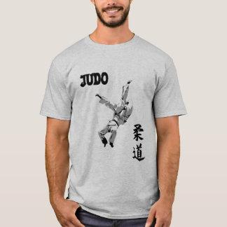 T-shirt do judo camiseta