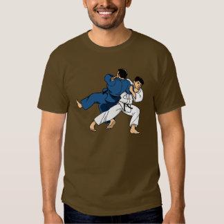 t-shirt do lance de judo